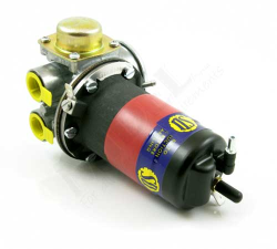 SU Electronic Fuel Pump (Positive Earth)|12 volt negative earth, rear mounted, 2.7 psi, 7 GPH. Popular applications: Austin Healey 100/4, 100/6, Morris Major, Oxford,MG TF, MGA, MGB (early)
