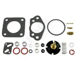 HS6 Service Kit (pair)|Kit contains all the necessary parts to service a single H8 carburettor. Parts included: jets, needle and seats, gasket pack (Note: Metering needle NOT included)