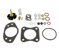 HD8 Service Kit (Thermo)|Kit contains all the necessary parts to service a single HS2 or HS4 carburettor. Parts included: jets, needle and seats, gasket pack (Note: Metering needle NOT included)