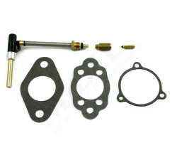 HS2 Service Kit|Kit contains all the necessary parts to service a single horizontal HS4 right hand carburettor. Parts included: jets, needle and seats, gasket pack (Note: Metering needle NOT included)