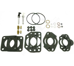 HIF6 Service Kit (Pair)|Kit contains all the necessary parts to service a pair of HS8 series carburettors. Parts included: jets, needle and seats, gasket pack (Note: Metering needle NOT included)